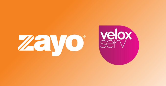 The innovative cloud hosting, colocation and connectivity provider, VeloxServ, has announced that it is collaborating with Zayo to bring additional diverse fibre capacity to its Wolverhampton Datacentres.